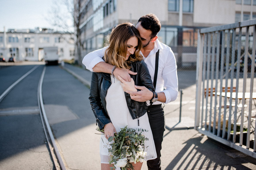 Urban Wedding Elopement Grungewedding Nuernberg 09