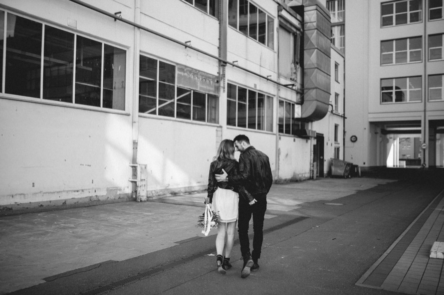 Urban Wedding Elopement Grungewedding Nuernberg 12