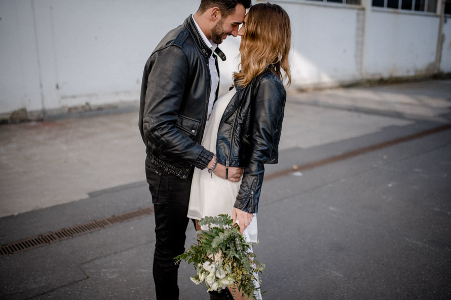 Urban Wedding Elopement Grungewedding Nuernberg 13