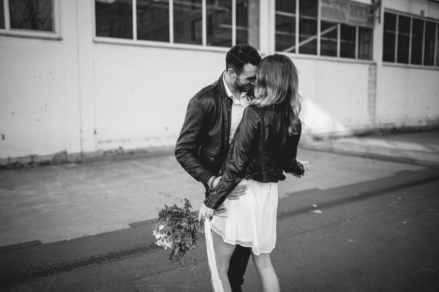 Urban Wedding Elopement Grungewedding Nuernberg 15