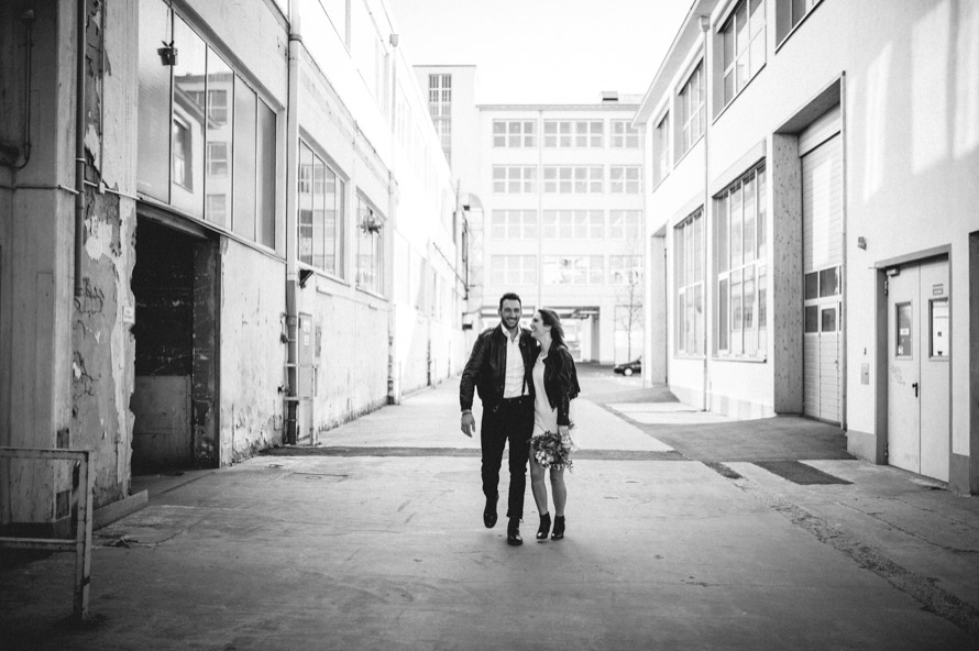 Urban Wedding Elopement Grungewedding Nuernberg 28