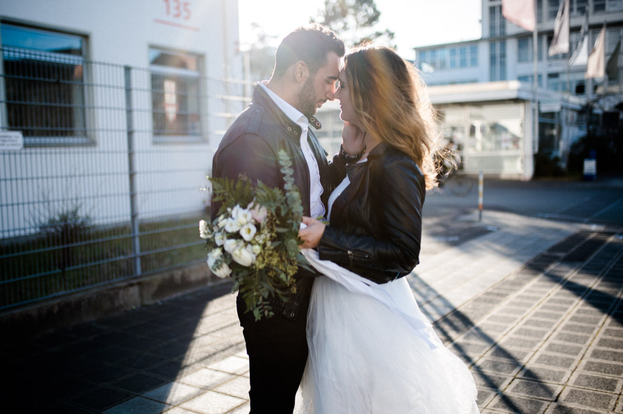Urban Wedding Elopement Grungewedding Nuernberg 41